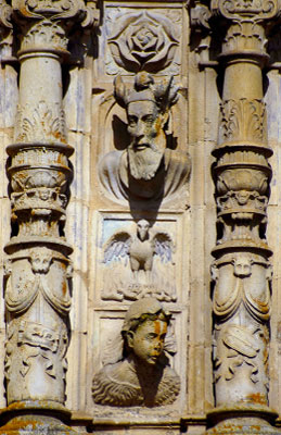 Palacio del Marqués de la Conquista Trujillo