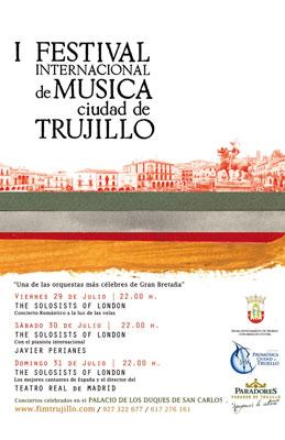 """Festival Internacional de Música """"Ciudad de Trujillo"""""""